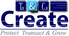 Create Ts & Cs